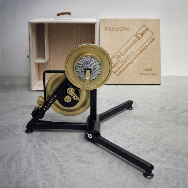 Passoni Magnetic Days Turbo Trainer
